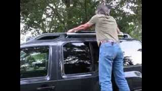 Diy 117 - Nissan Xterra Roof Rack Lumber Carrier