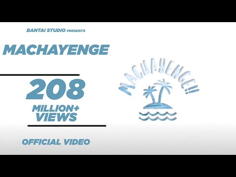 EMIWAY- MACHAYENGE(PROD BY JAMES)