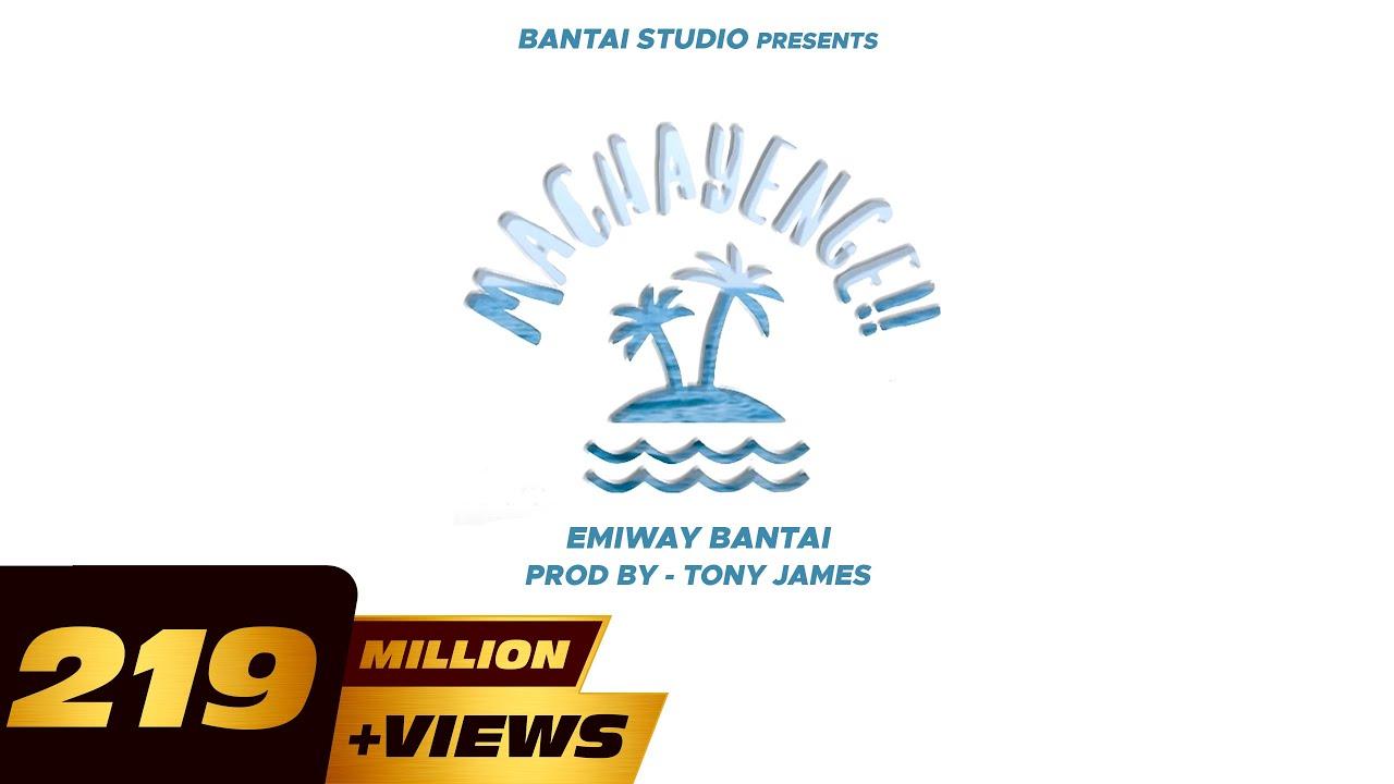 Emiway Machayenge Prod By Tony James Youtube