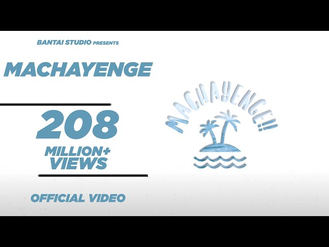 EMIWAY- MACHAYENGE  (PROD BY.TONY JAMES)