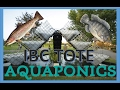IBC Tote Aquaponics Cut and Chop