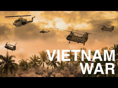 The Vietnam War Explained In 25 Minutes | Vietnam War Documentary