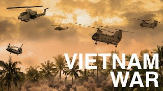 The Vietnam War Explained In 25 Minutes | Vietnam War Documentary
