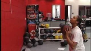 Gym Dog Weight Training 2009