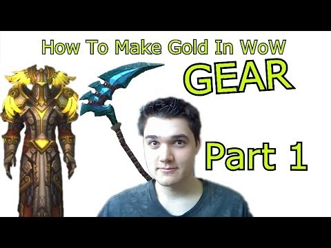 World of Warcraft How To Resale Gear Part 1