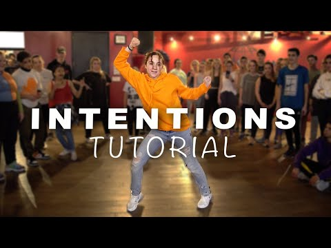 """INTENTIONS"" - Justin Bieber & Quavo Dance Tutorial w/ Matt Steffanina"