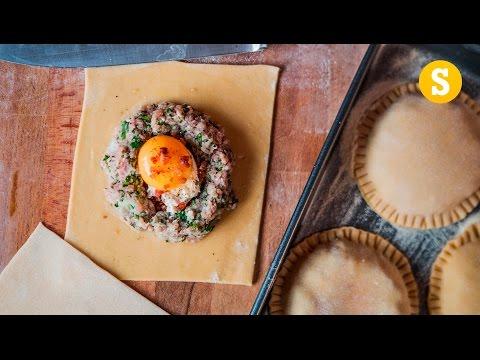 Carbonara Ravioli Recipe