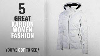 Karbon Women Fashion [2018 Best Sellers]: Karbon Ampere Ski Jacket Womens