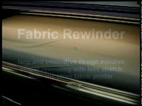 DigiFab StampaJet I-64 - Digital Textile Printer - Fabric Printing
