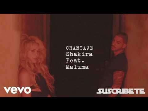 Chantaje   Shakira Ft  Maluma + MP3