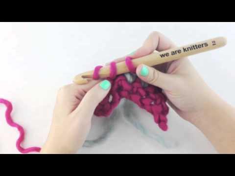 Häkeltechniken Lernen Jacquardmuster Häkeln We Are Knitters