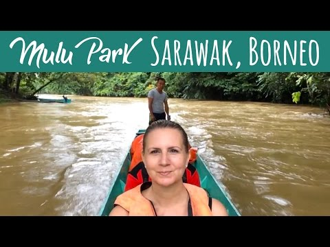 Borneo | Caves, Long Boats, Village Life - UNESCO Mulu Park | Malaysia Luxury Travel Blog