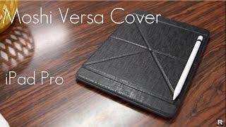 Gambar cover Moshi VersaCover - iPad Pro! - Review / Demo