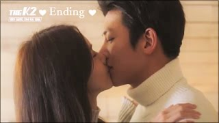 [1080p] 161112 [SNSD] Yoona & Ji Chang Wook - Ending [THE K2] EP.16