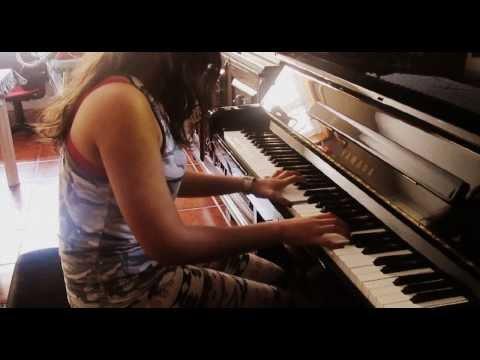 Alexandra Gomes - Comptine d'un autre été (yann tiersen)