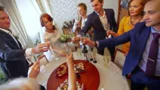 Свадебный клип Игорь и Катя