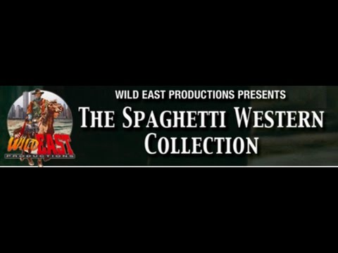 Wild East DVD Collection Part 3 of 3. Spaghetti Westerns, Euro Crime, Limited To 1000 Each