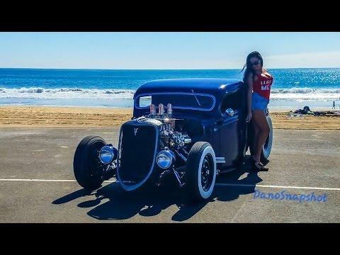 Newport Beach Elementary School Car Show 2016