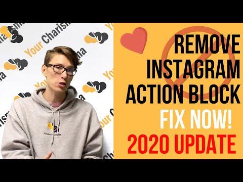 Remove Instagram Action Block in 2019 & How to Fix Instagram