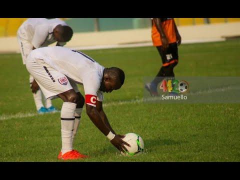 Legendary Free Kick Goals from Ghana