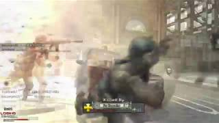 Call Of Duty Modern Warfare 3 - Multiplayer PC Gameplay