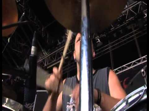 Enemy Of The Sun - Weak (live @ With Full Force 2008)