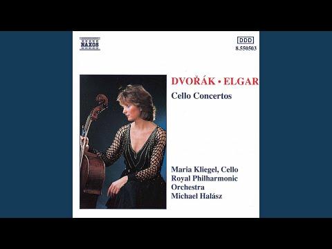 Cello Concerto in E Minor, Op. 85: I. Adagio - Moderato