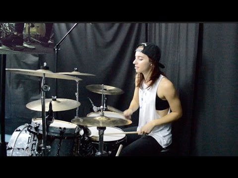 Stuck In Your Head - I Prevail - Drum Cover