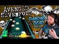 AVENGED SEVENFOLD Dancing Dead 100 SIGHTREAD FC mp3
