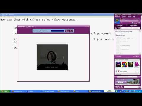 Yahoo Messenger - Chating