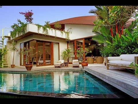Villa Sahaja Bali Best Luxury And Stylish Villa With Private Pool Youtube