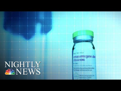 FDA Approves World's Most Expensive Drug To Treat Rare Disease | NBC Nightly News