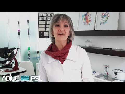 Tips de Salud Visual para el trabajo docente desde el hogarиз YouTube · Длительность: 8 мин23 с