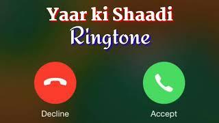 Yaar ki Shaadi Haryanvi Song Ringtone // Sumit Goswami Song Ringtone // Aaj Mere Yaar Ki Shaadi Song