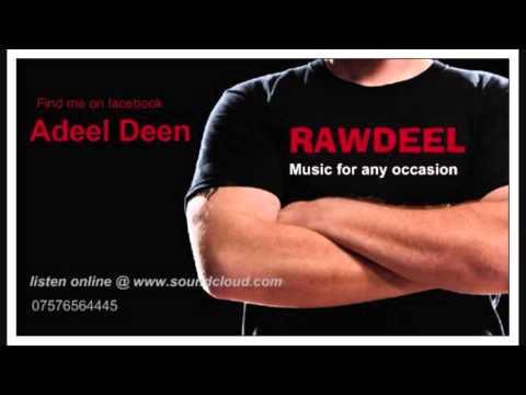 Rawdeel's BOLLYWOOD CLUB MIX