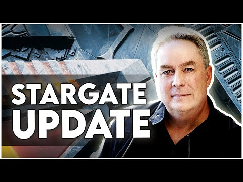 Brad Wright Working On New Stargate