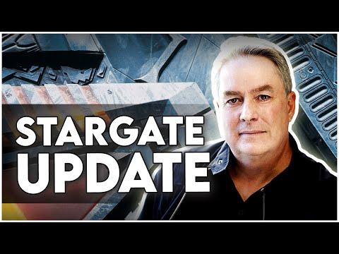 Brad Wright Working On New Stargate
