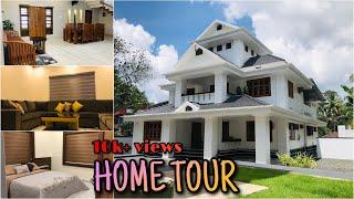 ഈ വീടിന്റെ വിശേഷങ്ങൾ അറിയാം   Home tour Malayalam   Kerala