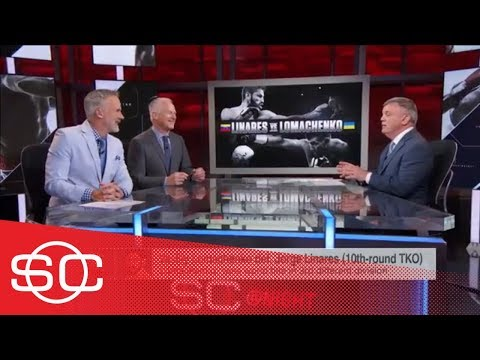 Teddy Atlas says he would rather see Vasiliy Lomachenko fight Mikey Garcia   SportsCenter   ESPN