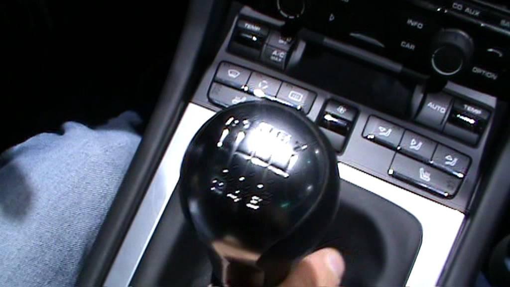 Porsche 911 Carrera 991 7 Gang Getriebe Youtube