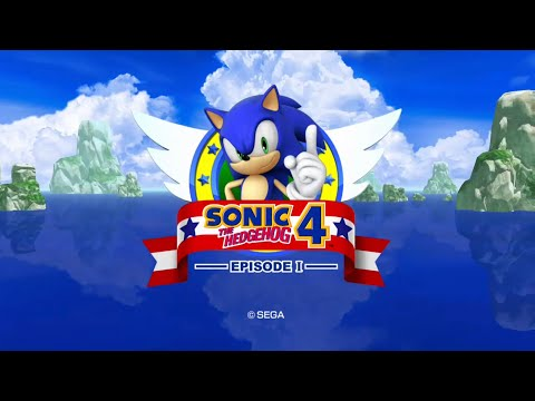 Sonic The Hedgehog 4: Episode 1 - Longplay (All Chaos Emeralds)