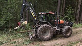 Ritter Forsttechnik im Einsatz