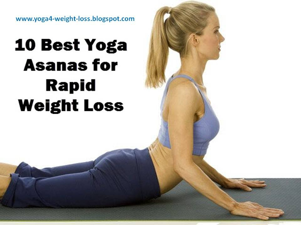 Best 10 Yoga Asanas For Fast Weight Loss Flat Stomach Women Men