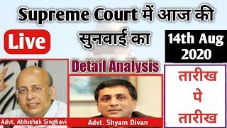 Final Year Matter In Supreme Court