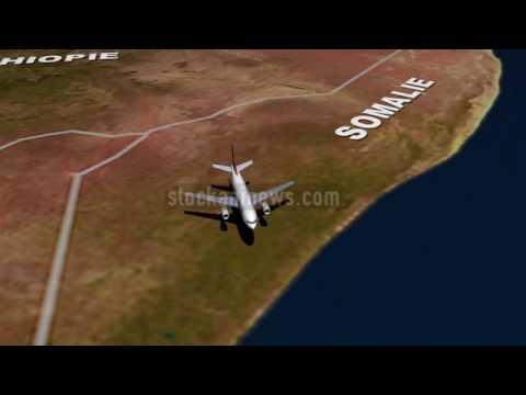 A310 YEMENIA AIRWAYS CRASH COMORES