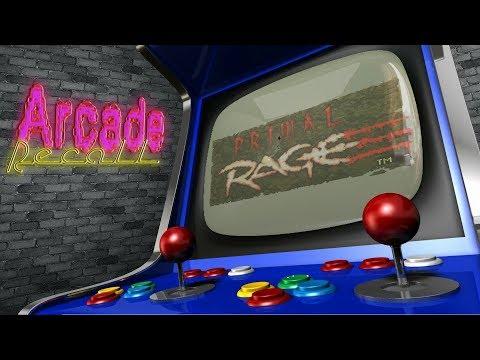 Arcade Recall: Primal Rage