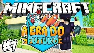 Preparação da Nave Espacial! - Era do Futuro: Minecraft #7