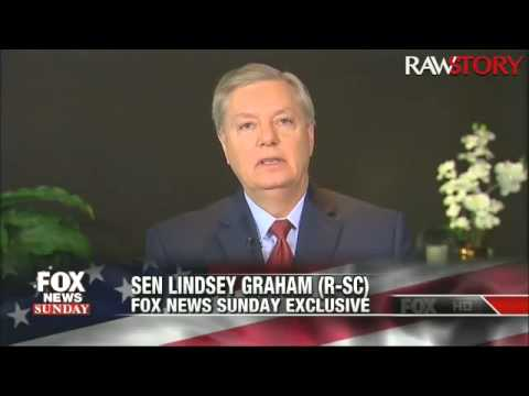 Chris Wallace tries to find out why Lindsey Graham isn't married