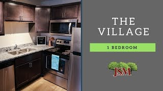 The Village - 1 Bedroom Overview
