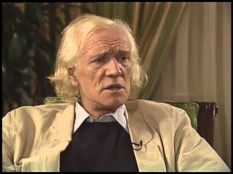 "Richard Harris ""Unforgiven"" 1992 interview and we talk MacArthur's Park"